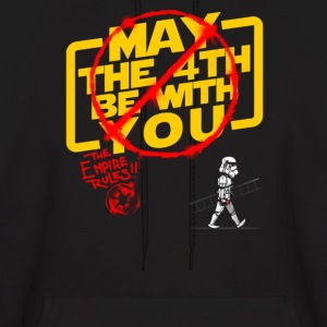 MAY THE 4TH BE WITH YOU - Men's Hoodie
