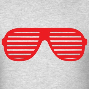 Shutter Sunglasses T-Shirt - Men's T-Shirt