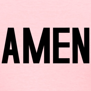 Amen black T-Shirts - Women's T-Shirt