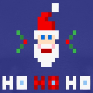 santa Ho - Men's Premium T-Shirt