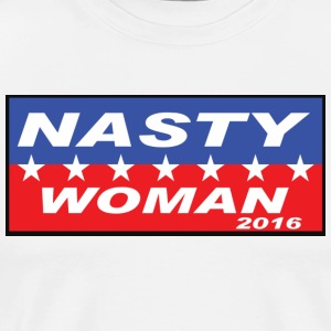 Nasty Women 2016 - Men's Premium T-Shirt