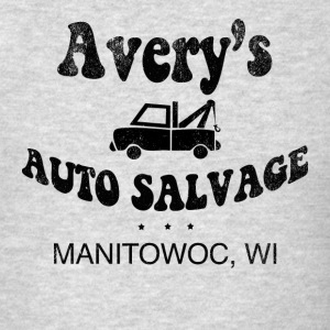 Avery's Auto Salvage - Men's T-Shirt