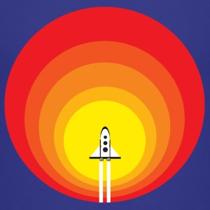 Rocket to the Sun - Kids' Premium T-Shirt