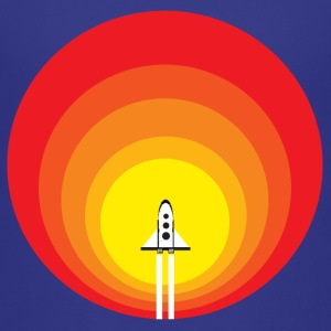 Fly your rocketship to the Sun - Toddler Premium T-Shirt