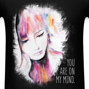 You are on my mind - Men's T-Shirt