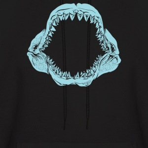 Mouth Of The Megalodon - Men's Hoodie