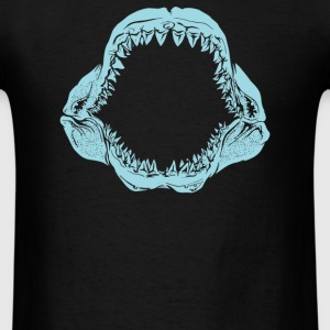 Mouth Of The Megalodon - Men's T-Shirt