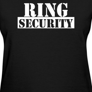 Ring Security - Women's T-Shirt