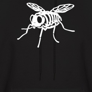 Skeleton Bug - Men's Hoodie