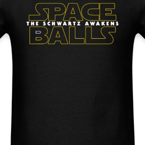 Space Balls The Schwarts Awakens - Men's T-Shirt
