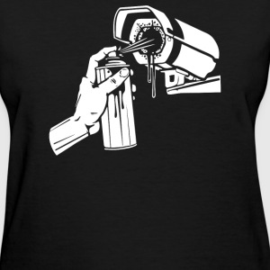 Spray Cam - Women's T-Shirt