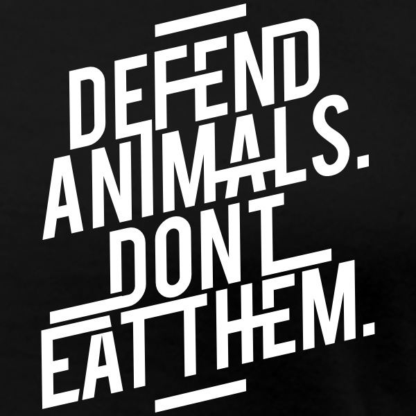 Defend Animals T-Shirts - Women's Premium T-Shirt