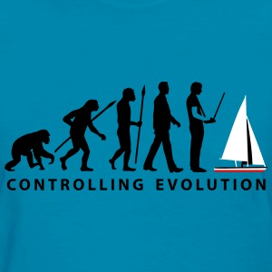 evolution_modelling_sailing_ship_10_2016 T-Shirts - Women's T-Shirt