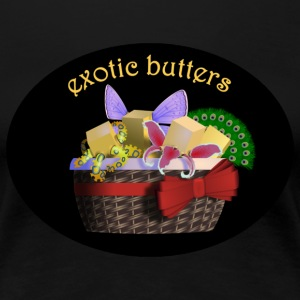 FNAF Exotic Butters Sister Location Meme T-Shirts - Women's Premium T-Shirt