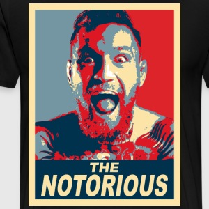 the notorious ob - Men's Premium T-Shirt