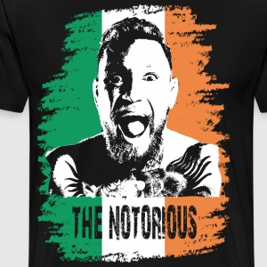 notorious irish - Men's Premium T-Shirt