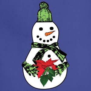Christmas Snowman Aprons - Adjustable Apron