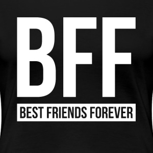 BEST FRIENDS FOREVER T-Shirts - Women's Premium T-Shirt