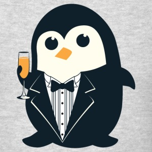 Penguin the Penguin Cute Tuxedo Penguin - Men's T-Shirt