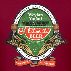 Aspen Beer - Men's T-Shirt