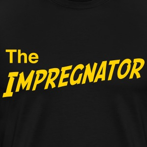 The impregnator T-Shirts - Men's Premium T-Shirt