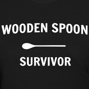 Wooden spoon survivor T-Shirts - Women's T-Shirt