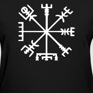 Viking Compass - Women's T-Shirt