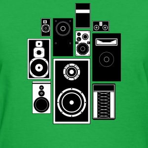Wall of Sound - Women's T-Shirt