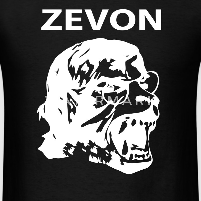 Warren Zevon - Men's T-Shirt