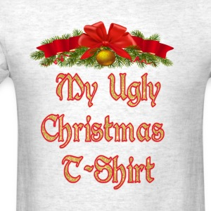 My Ugly Christmas T-shirt - Men's T-Shirt