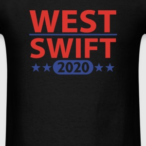 WEST SWIFT 2020 - Men's T-Shirt