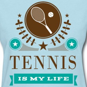 Tennis Player Coach Gift T-Shirts - Women's T-Shirt