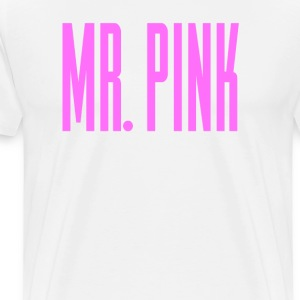 Mr. Pink T-Shirts - Men's Premium T-Shirt