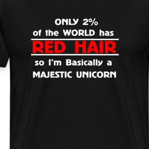 Only 2% Of The World Has T-Shirts - Men's Premium T-Shirt
