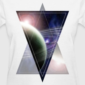 space triangle manji.png T-Shirts - Women's T-Shirt