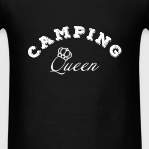 Camping Queen - Men's T-Shirt