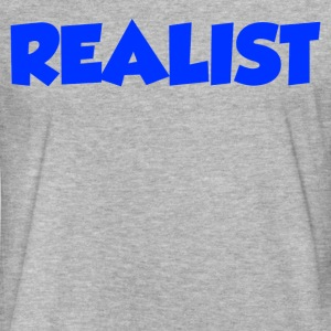 REALIST T-Shirts - Fitted Cotton/Poly T-Shirt by Next Level