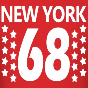 New York 68 - Men's T-Shirt