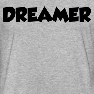 DREAMER T-Shirts - Fitted Cotton/Poly T-Shirt by Next Level