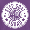 Step Goal Squad #1 Reverse Design - Mens Plus Sized, SM - 5XL - Men's Premium T-Shirt