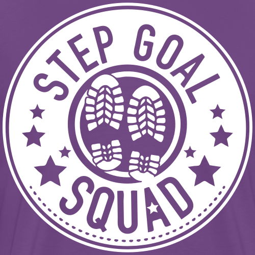 Step Goal Squad #2 Rev