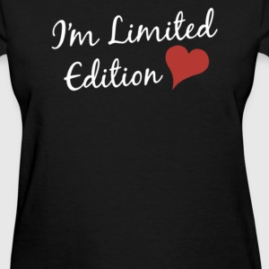 I'm Limited Edition Heart - Women's T-Shirt