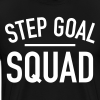 Step Goal Squad #4 Design - Men's Plus Sized, SM - 5XL - Men's Premium T-Shirt