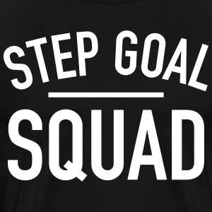 Step Goal Squad Plain