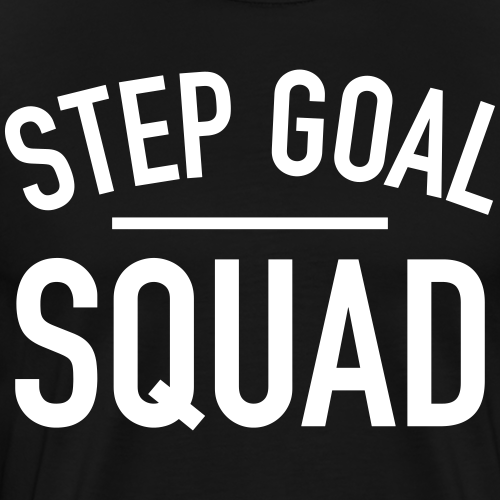 Step Goal Squad Simple
