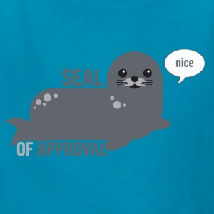 Seal of Approval - Kids' T-Shirt