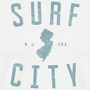 Surf City NJ T-Shirt - Men's Premium T-Shirt