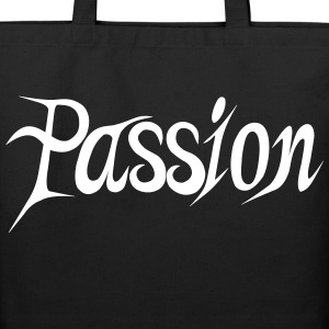 Passion Bags & backpacks - Eco-Friendly Cotton Tote