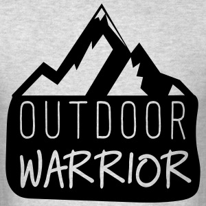 Outdoor Warrior T-Shirts - Men's T-Shirt