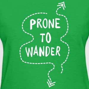 Prone to Wander T-Shirts - Women's T-Shirt